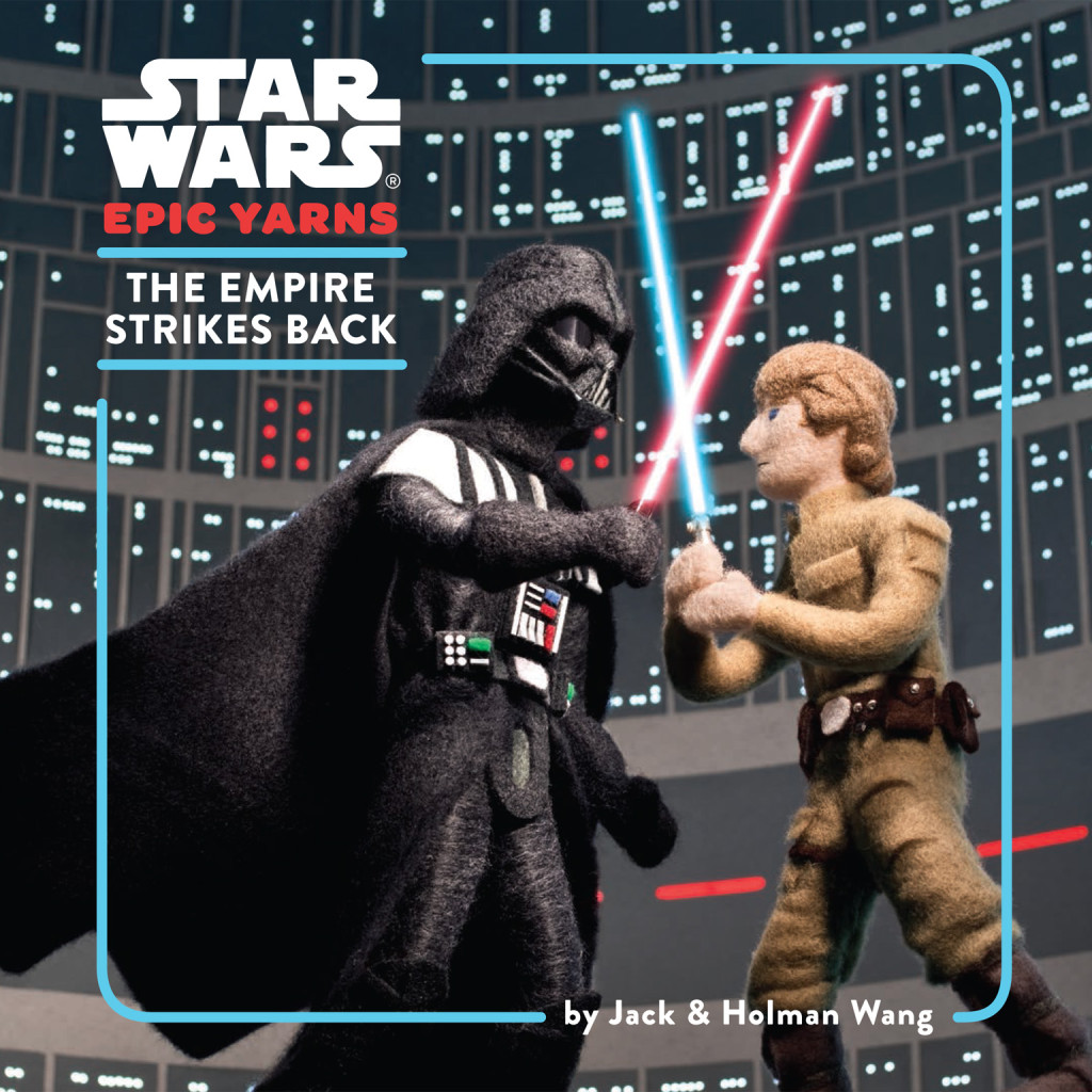 Epic Yarns Cover ESB