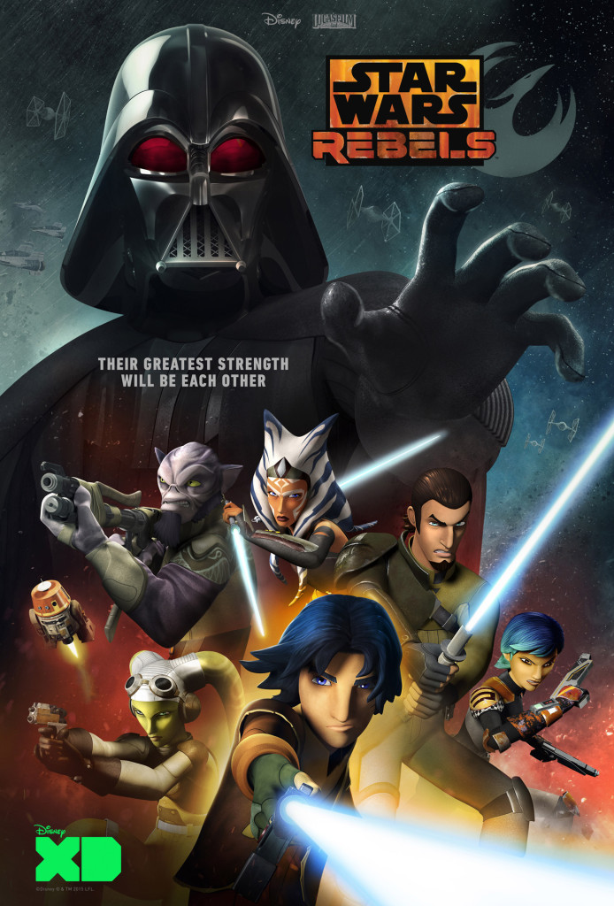 Star Wars Rebels Season Two Key Art