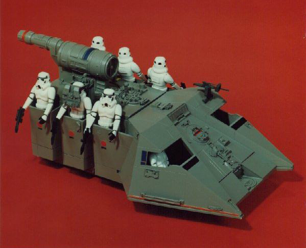 1_Concept model kenner-trooptransport