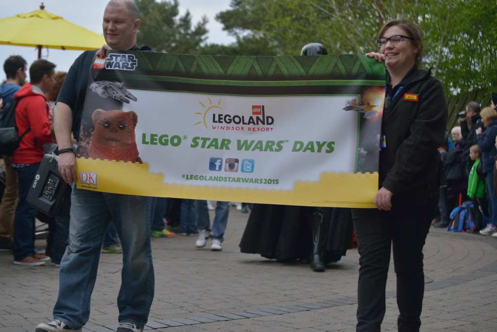 LEGOLAND - Star Wars Day