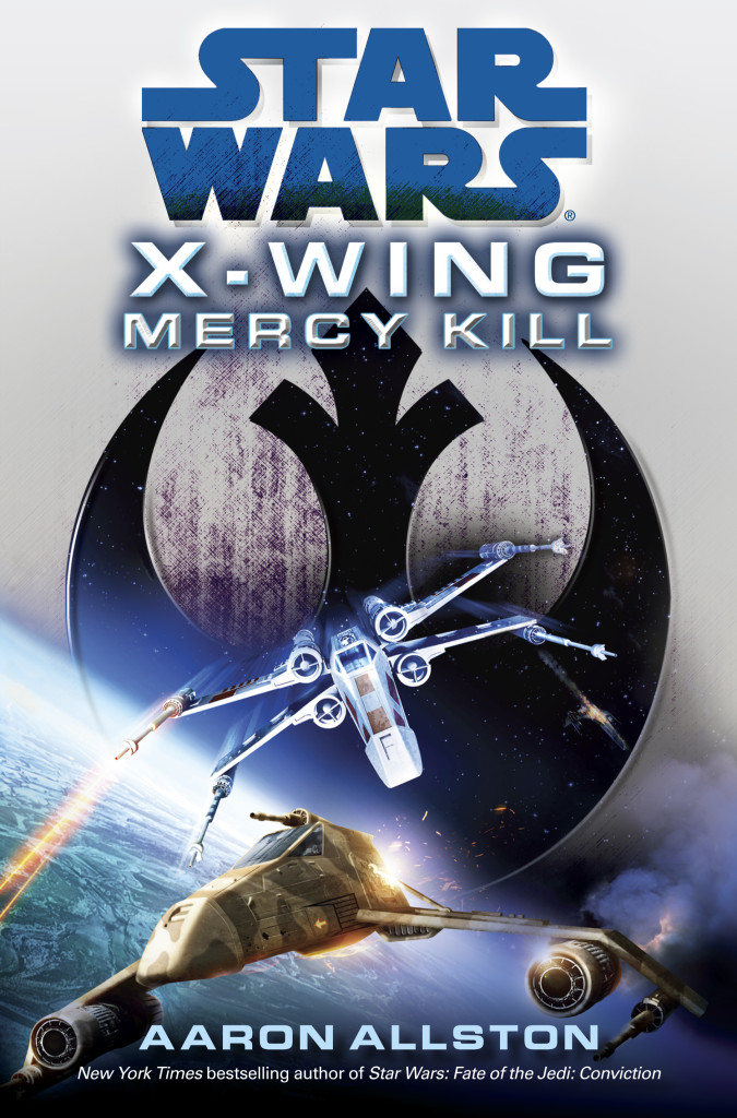 Star Wars X-Wing Mercy Kill dance sequence