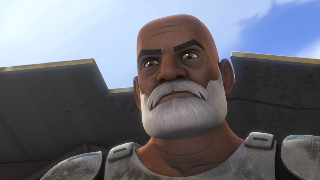 Captain Rex is back.