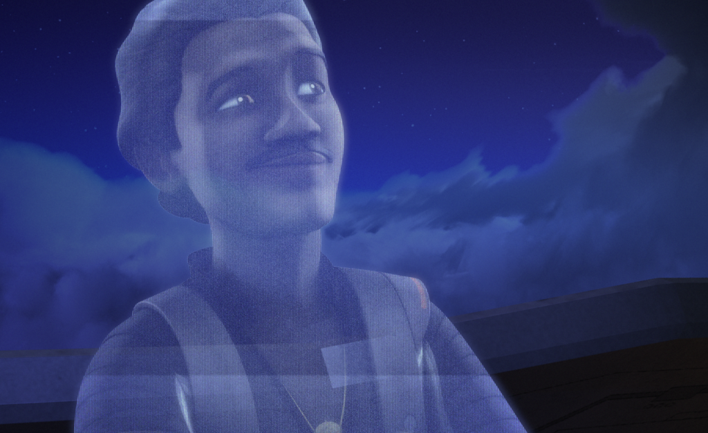 "Lando Calrissian in Star Wars Rebels ""The Siege of Lothal"""