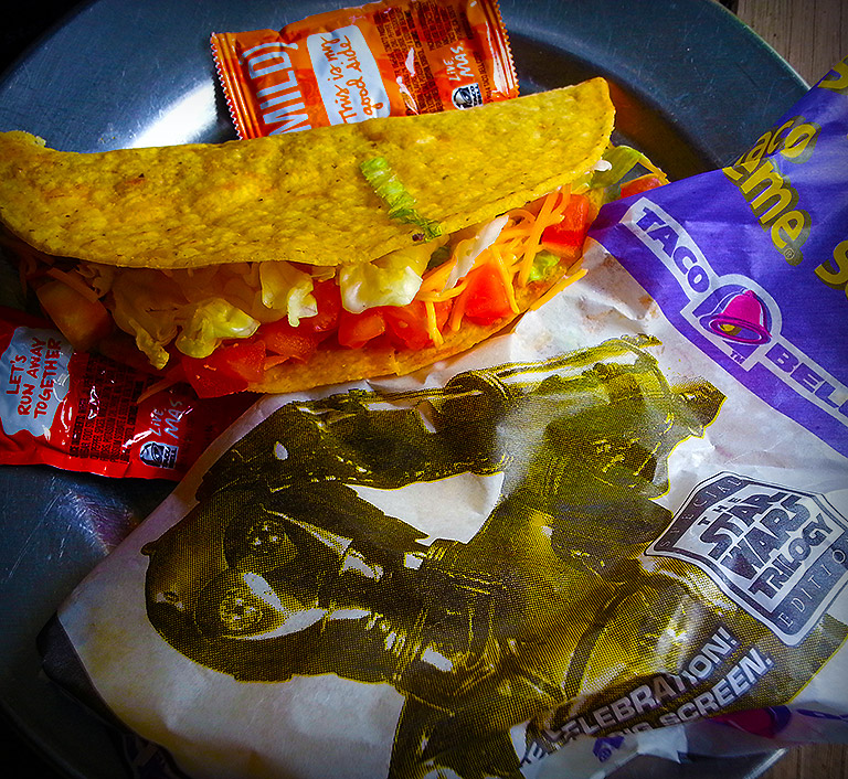 Taco Bell Star Wars theme