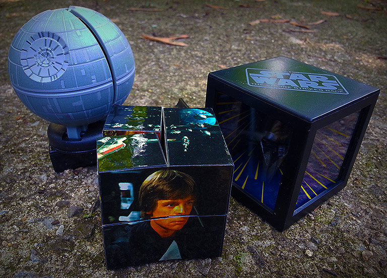 Taco Bell Star Wars Toys