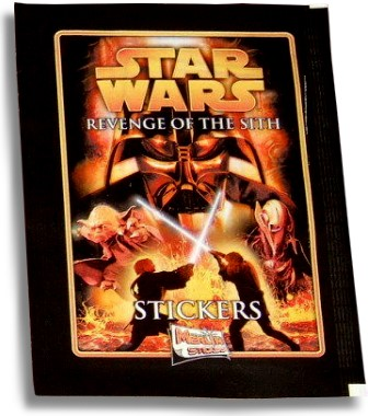Star Wars: Revenge of the Sith stickers