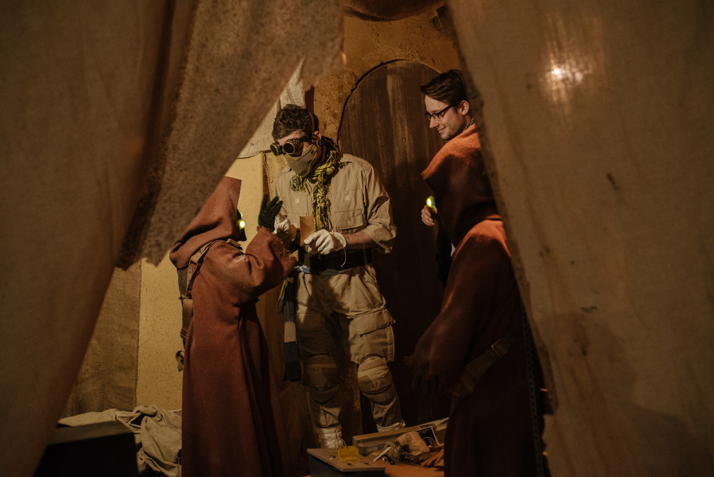 Secret Cinema - jawas