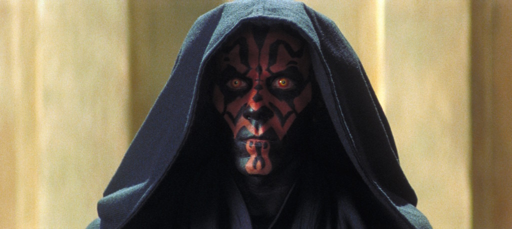 The Phantom Menace - Darth Maul