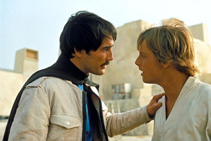 Luke and Biggs