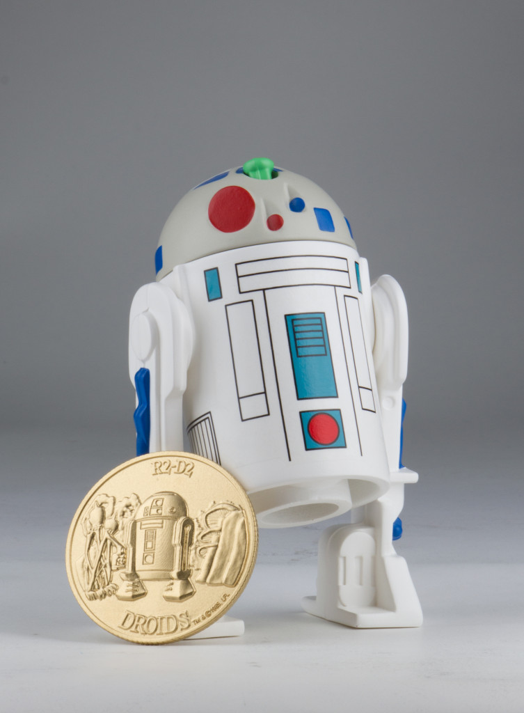 Gentle Giant - R2-D2 collectible coin