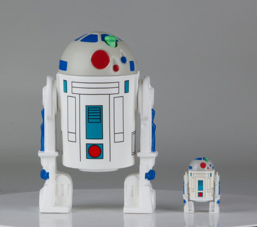 Gentle Giant - R2-D2 collectible figures