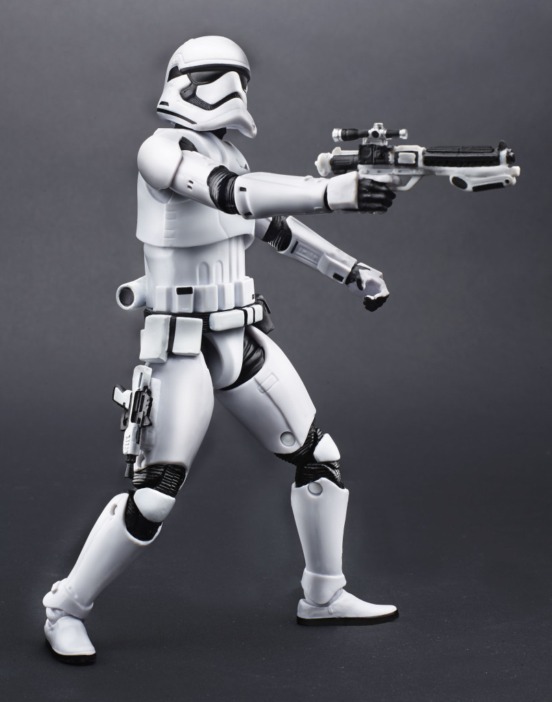 Black Series First Order Stormtrooper figure