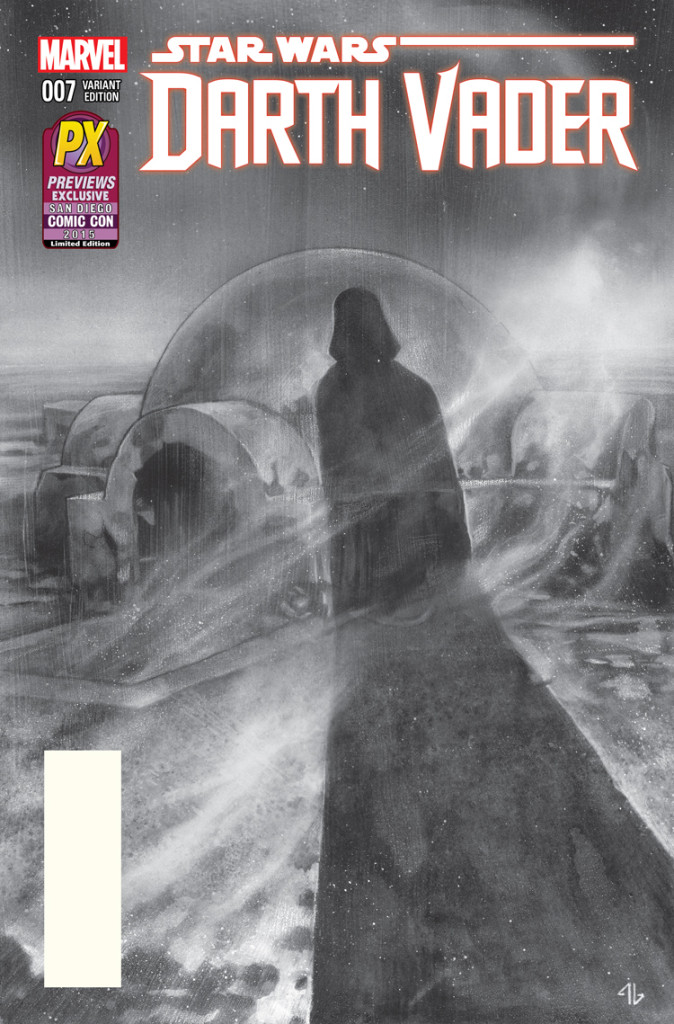 Darth Vader #7 - preview