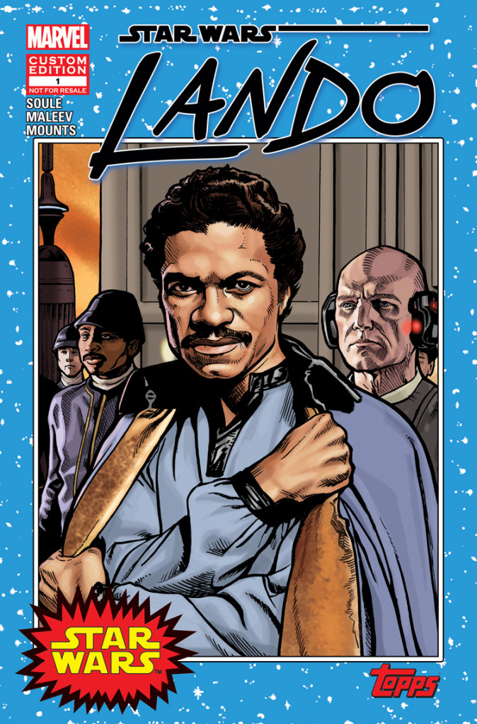 Marvel Lando #1 - custom edition