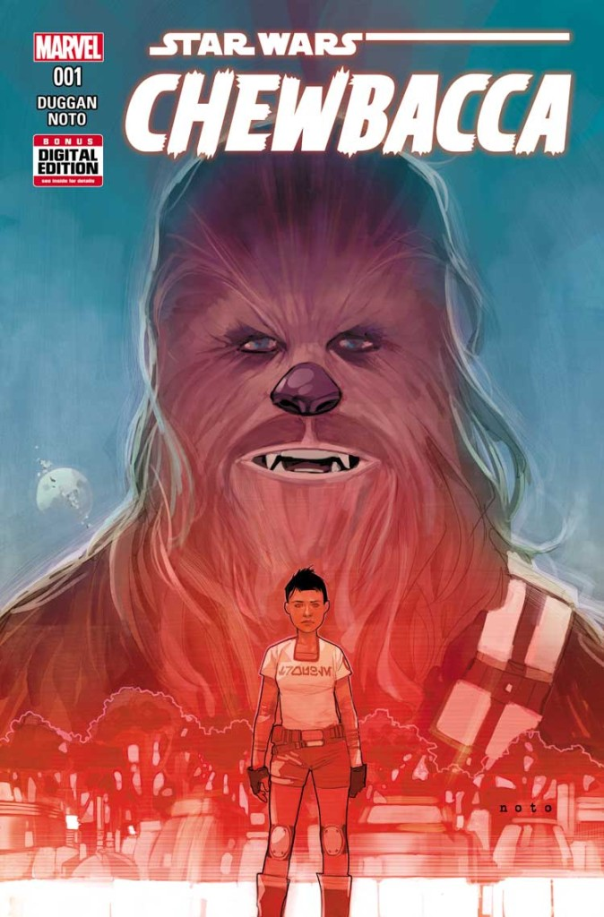 Chewbacca #1 by Marvel