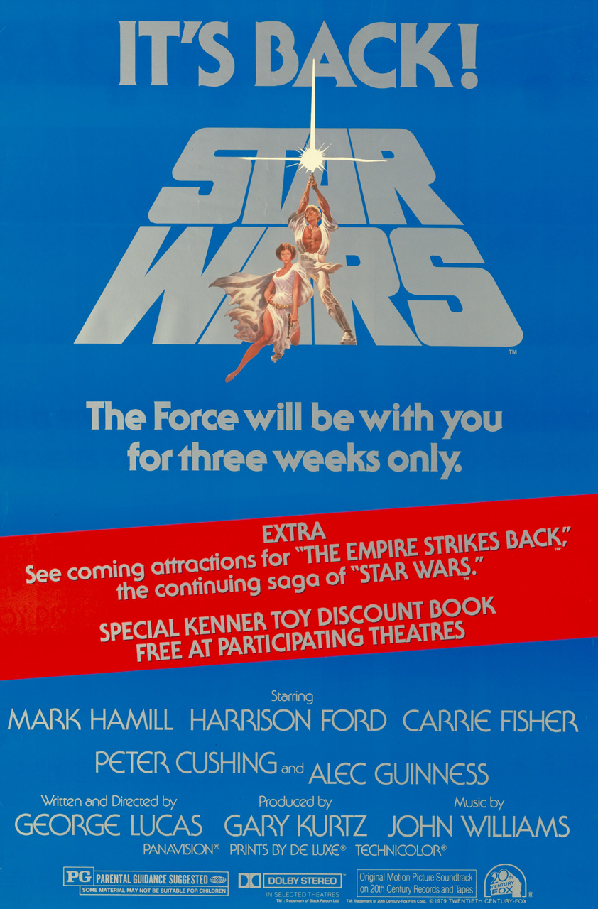 The Star Wars Saga Us Release And Re Release History Starwars Com