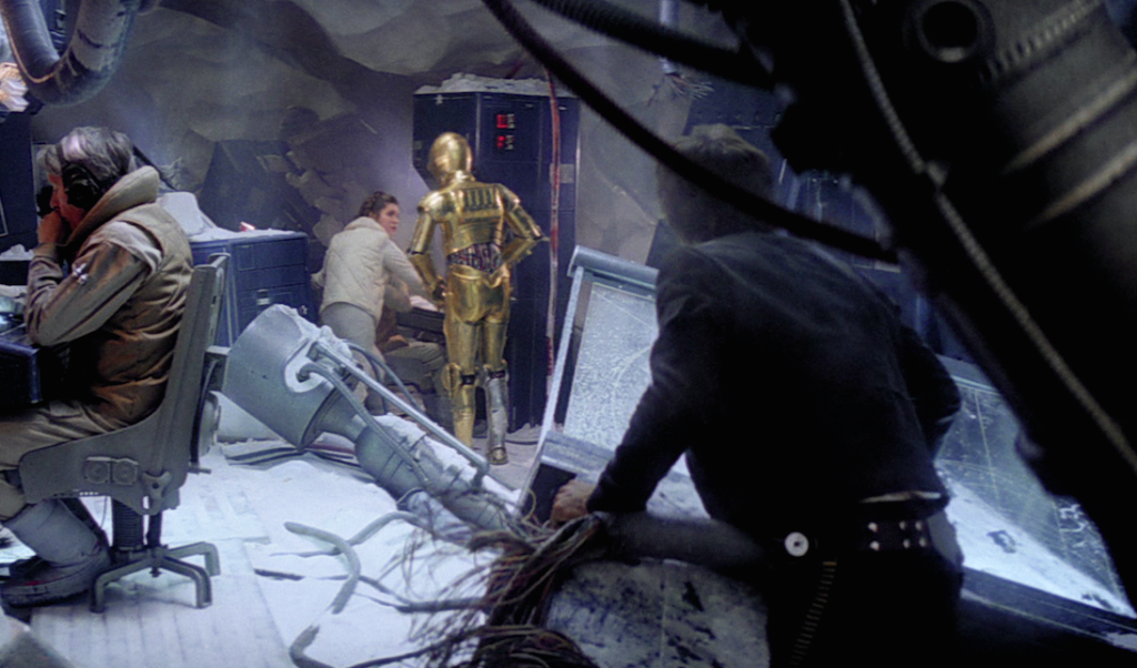 C-3PO - Battle of Hoth