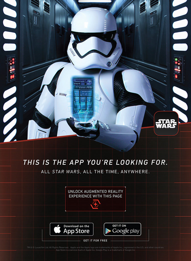 star wars app augmented reality instructions starwars com