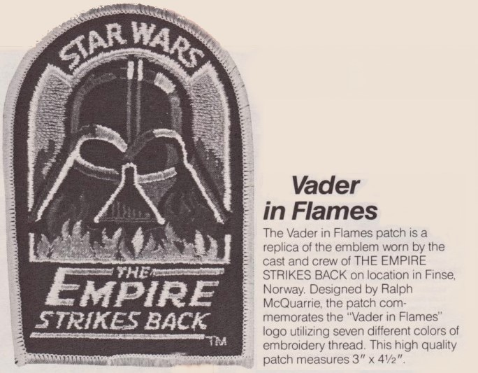 Vader in Flames Patch