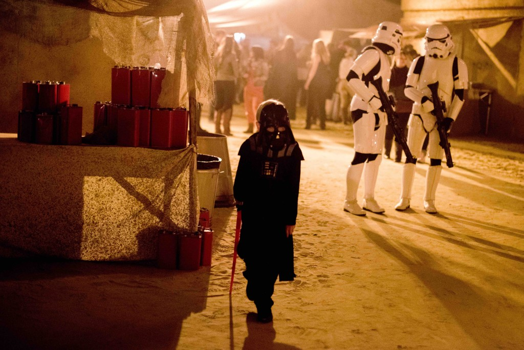Secret Cinema - Darth Vader