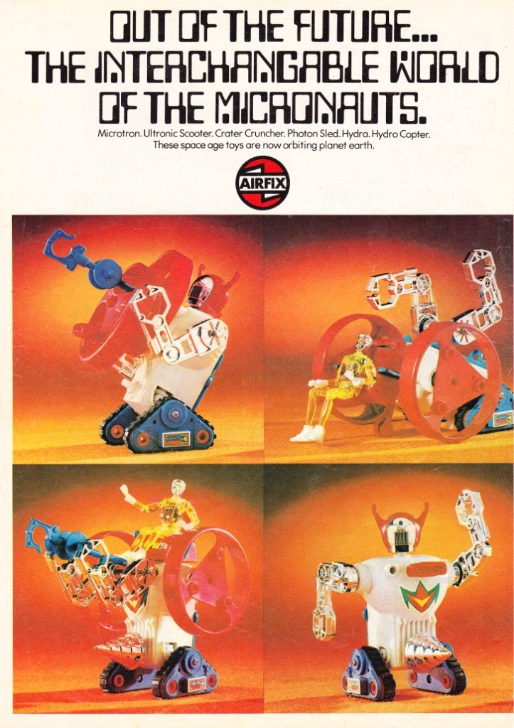 UK Star Wars Weekly - Micronauts