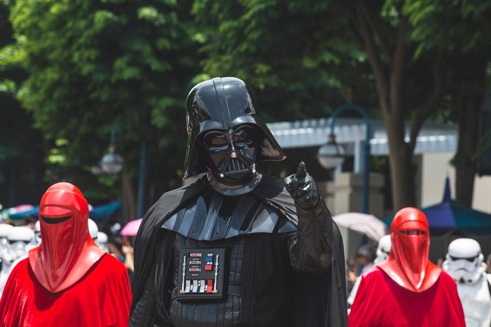 Hong Kong Fan Parade - Darth Vader