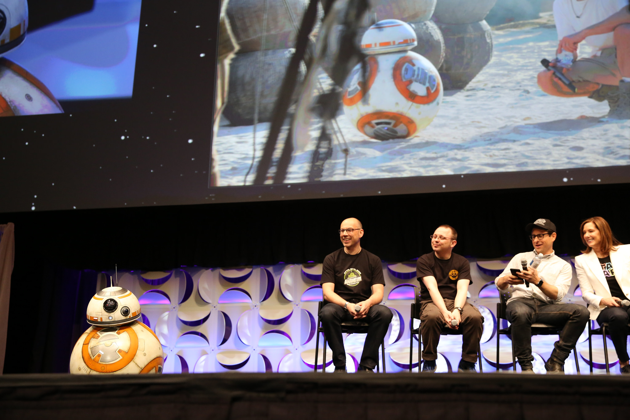 BB-8 at Star Wars Celebration Anaheim