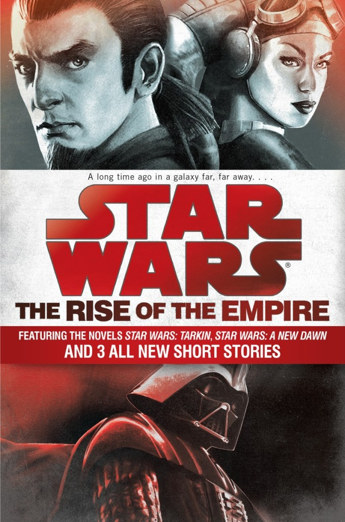 Star Wars Rise of the Empire Book Cover
