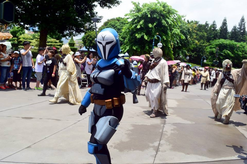 Hong Kong Fan Parade - Mandalorian