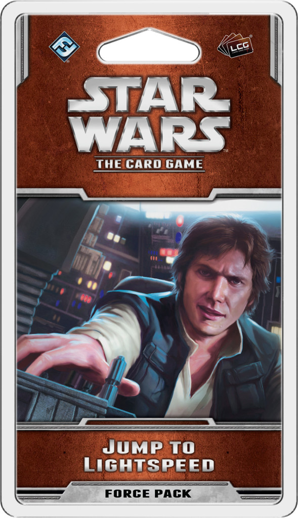 Star Wars: The Card Game – Jump to Lightspeed Force Pack