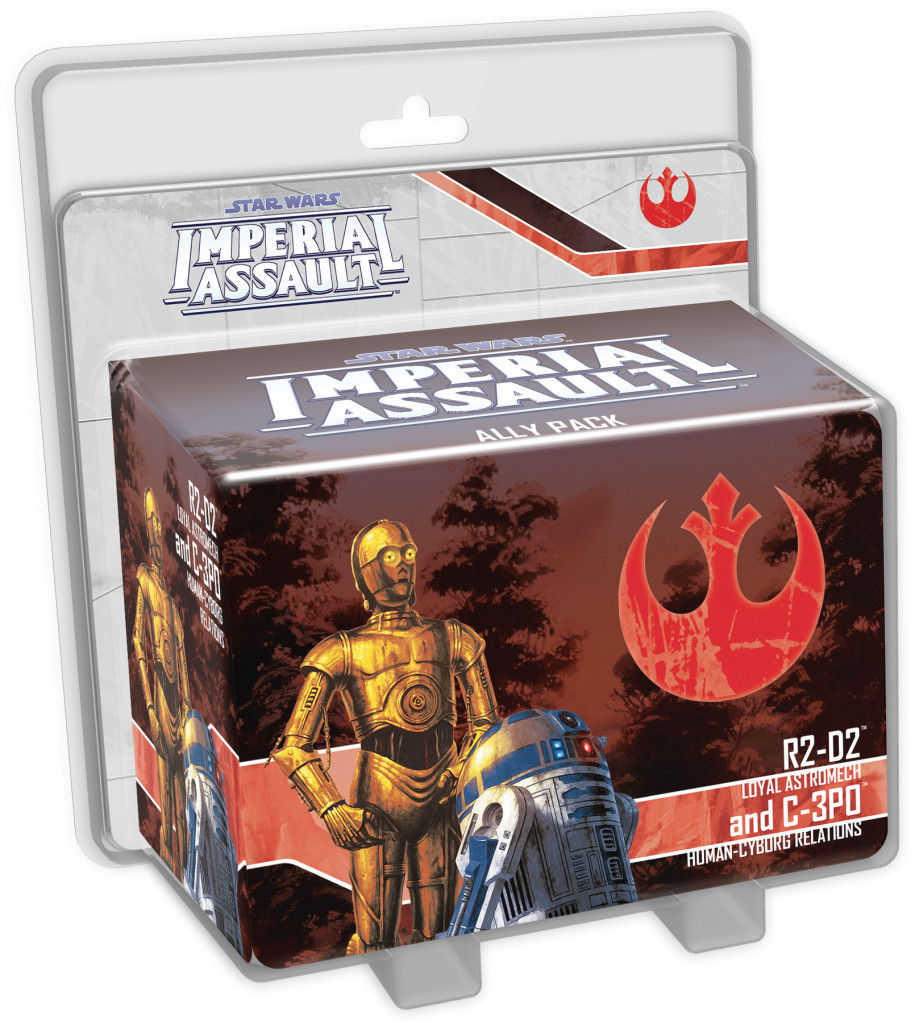 Star Wars Imperial Assault Ally Pack