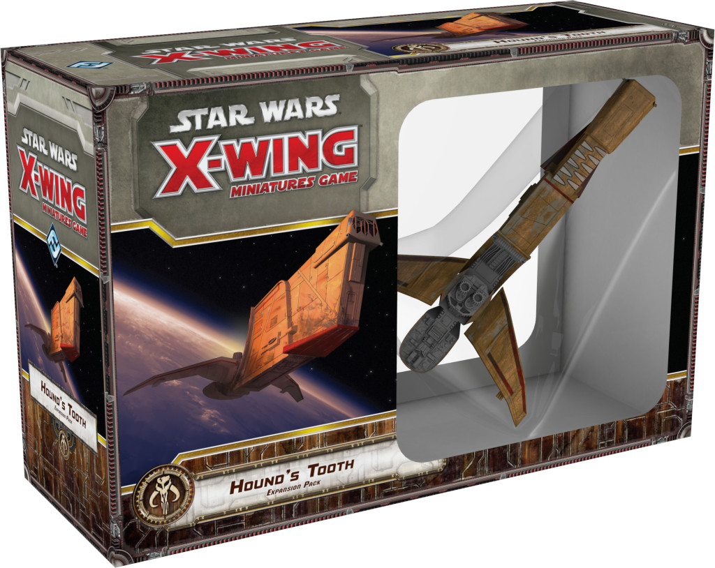 X-Wing miniatures