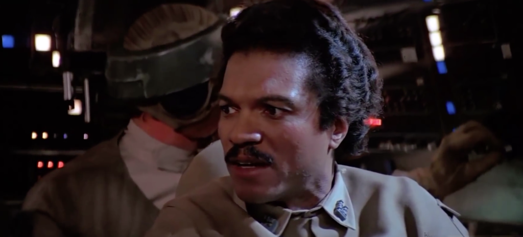 Return of the Jedi - Lando Calrissian