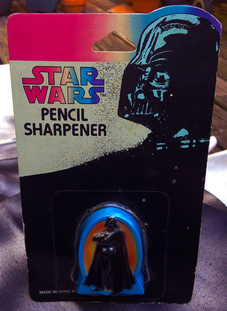 Star Wars Pencil Sharpener