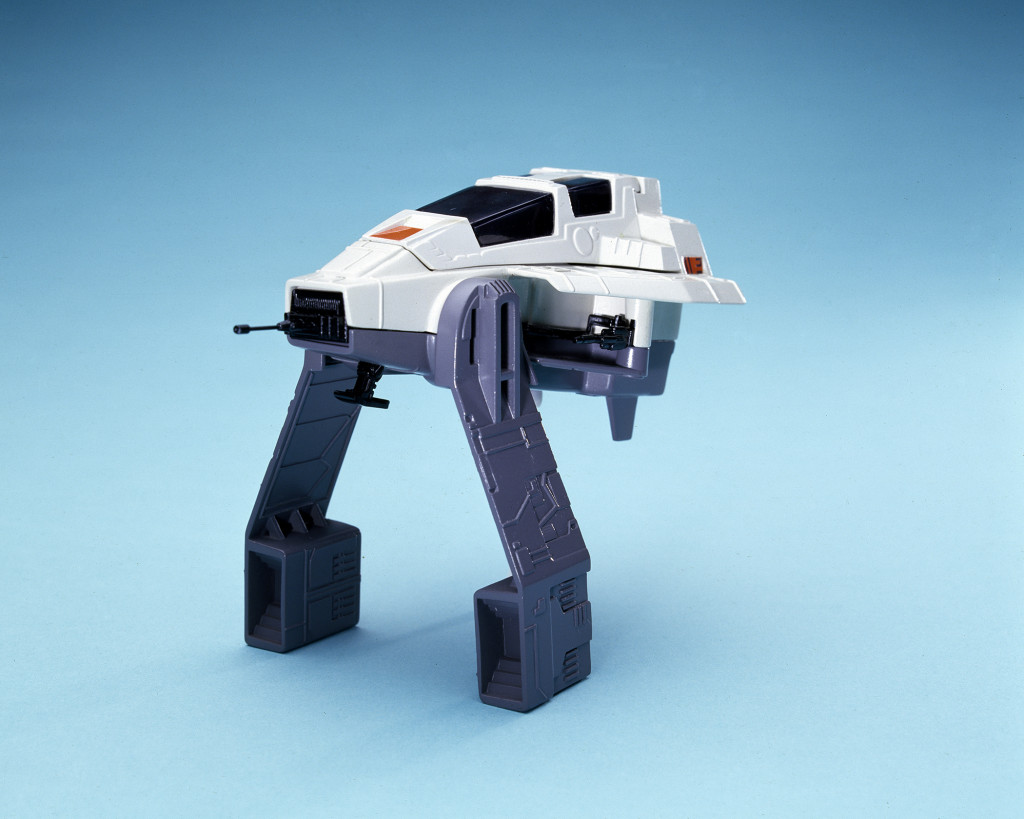 Star Wars: Droids toys line - ATL Interceptor