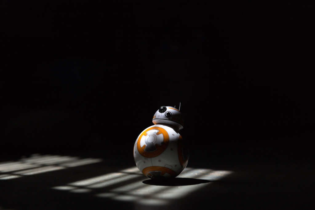 Sphero BB-8 In the Shadows