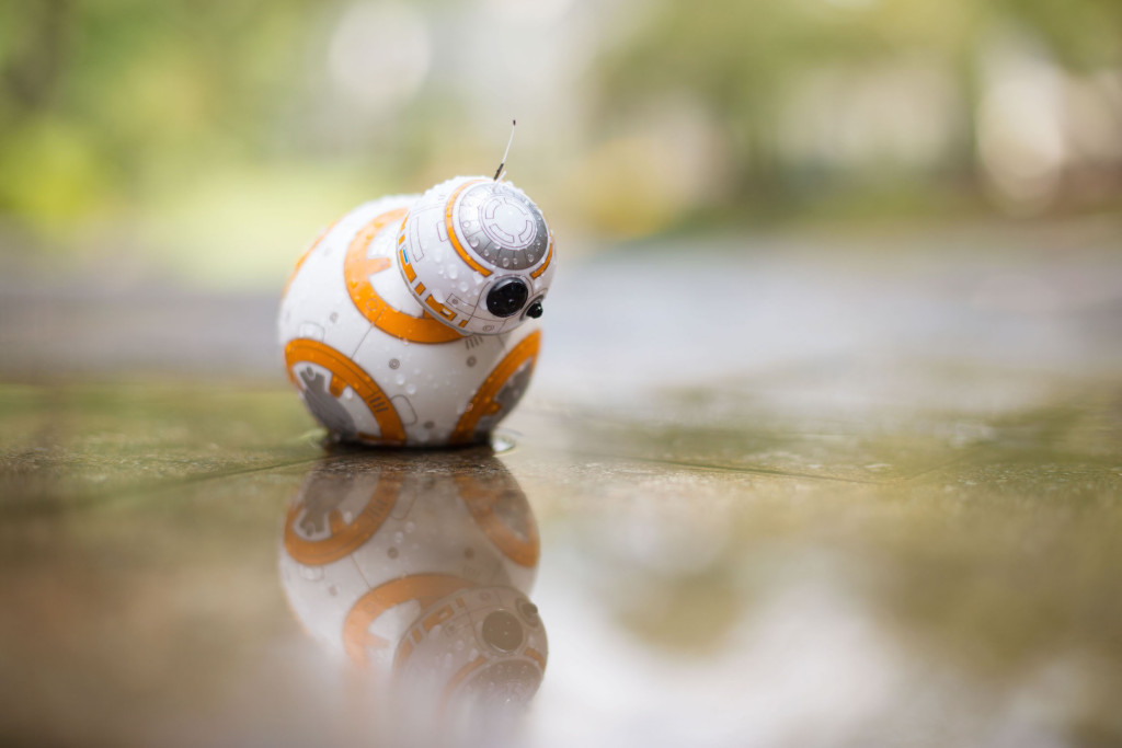 Sphero BB-8 - Reflections