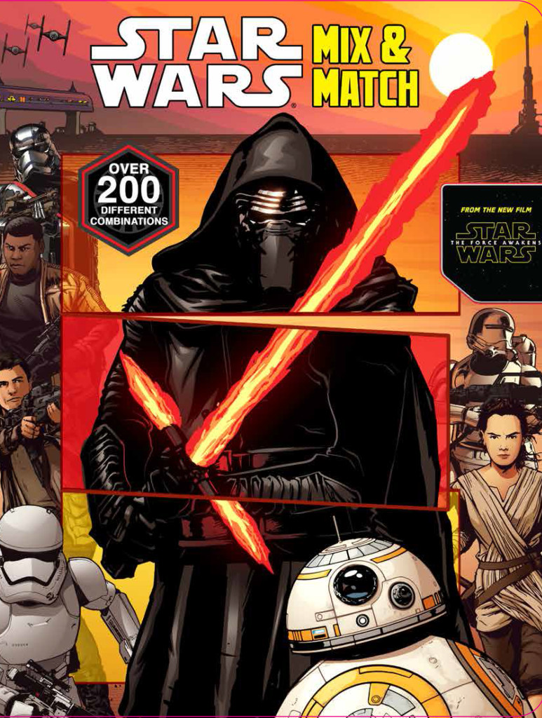 Star Wars: The Force Awakens Mix and Match