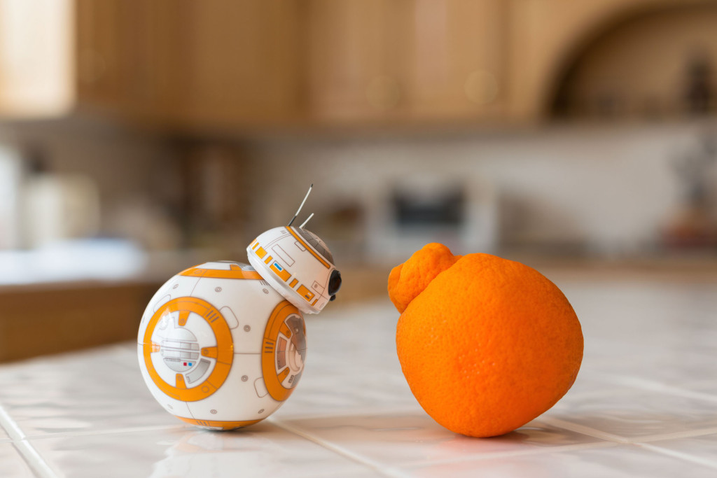 Sphero BB-8 - The Encounter (You Look Familiar)