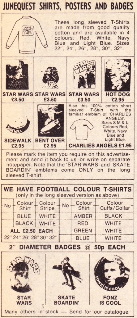 Star Wars Weekly - Star Wars products