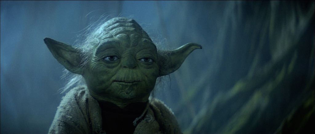 The Empire Strikes Back - Yoda