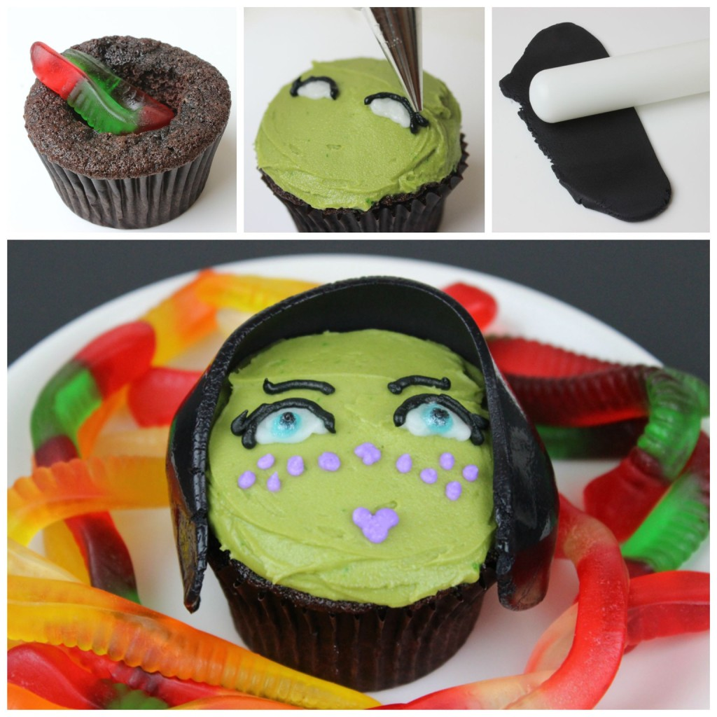 Barriss Offee cupcake recipe