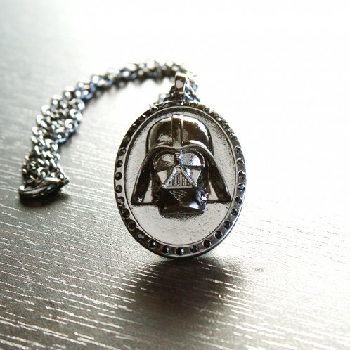 Dark Side Necklace