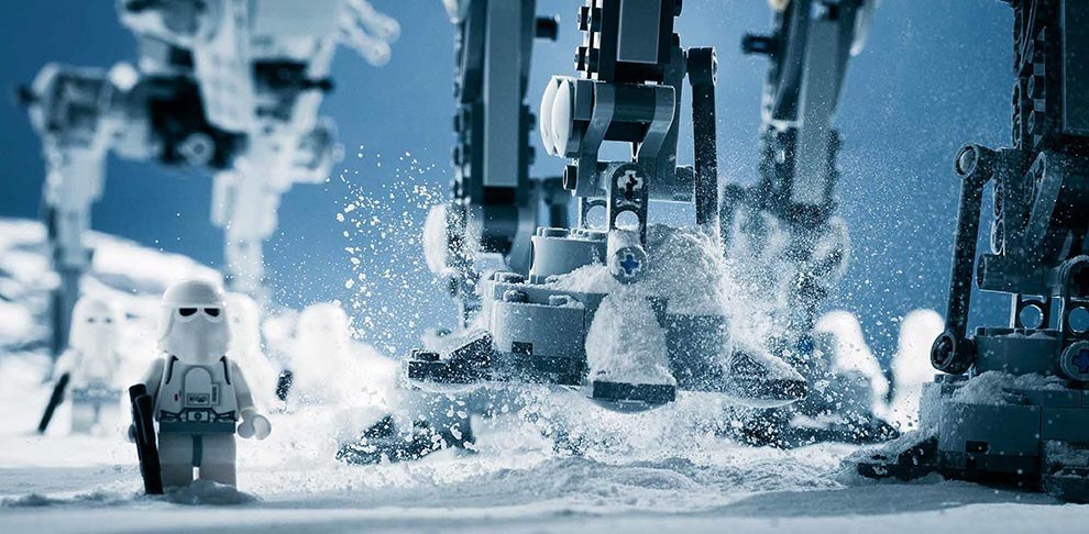 LEGO Battle of Hoth