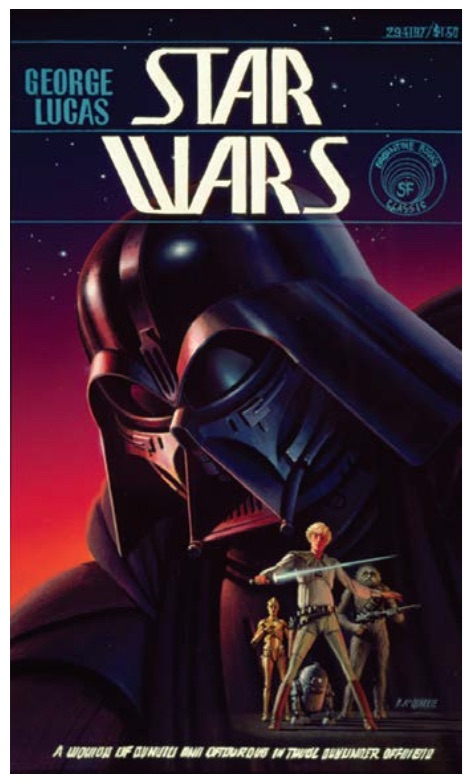 McQuarrie - Vader Poster