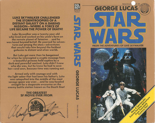 McQuarrie - Star Wars Book Cover