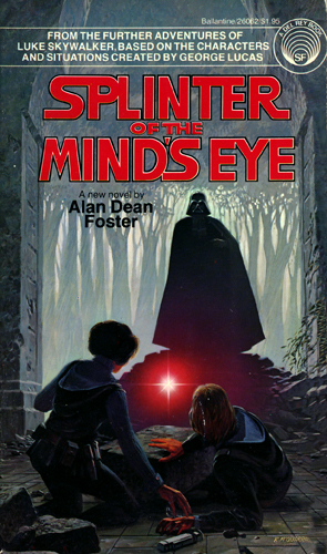 McQuarrie - Splinter of the Mind's Eye Hardcover