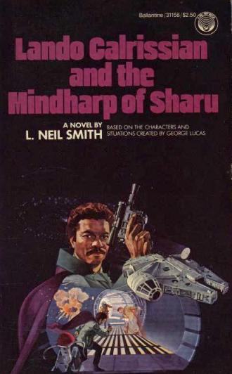 McQuarrie - Lando and the Mindharp of Sharu Cover