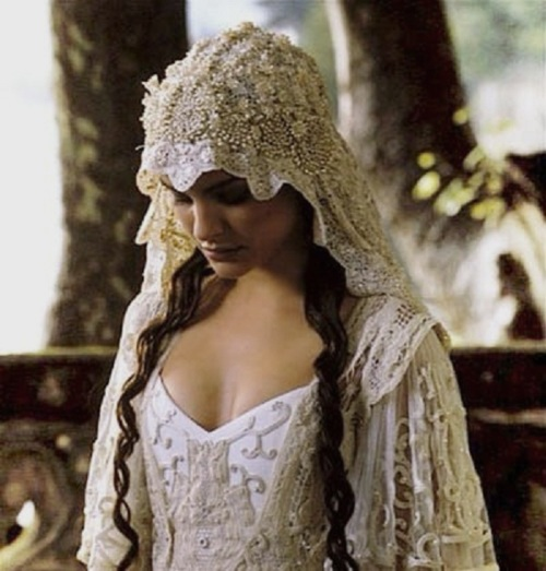 Prequel Costumes - Padme Wedding Dress