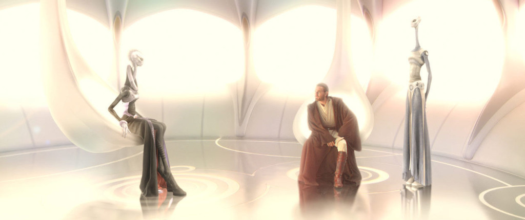 Attack of the Clones - Obi-Wan on Kamino